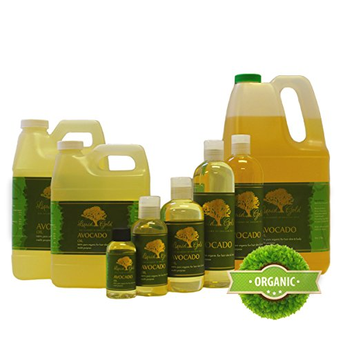 Gallon Premium Avocado Oil Hair Growth   Scalp Treatment Skin Care Moisturizer