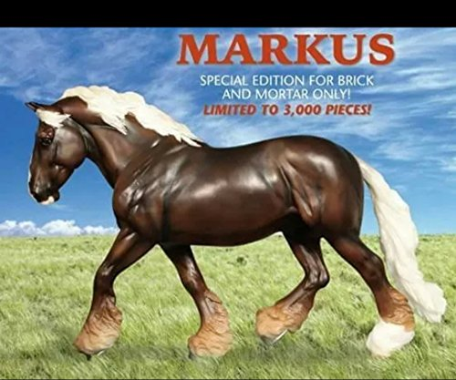 Breyer horse Markus Fall release by Horseshoe Canyon