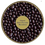 Organic Dark Chocolate covered Macadamia