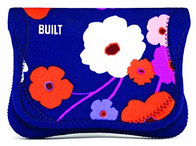 BUILT NY Neoprene Envelope for 6-inch e-Reader or Tablet, Lush Flower from Built NY