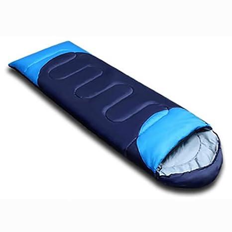 MIAO Saco de dormir - Camping al aire libre Sobres adultos Sacos de dormir de algodón
