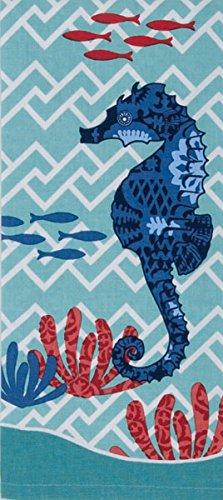 Kay Dee Designs R2918 Seahorse Coastal Tea Towel (Horse Tea)