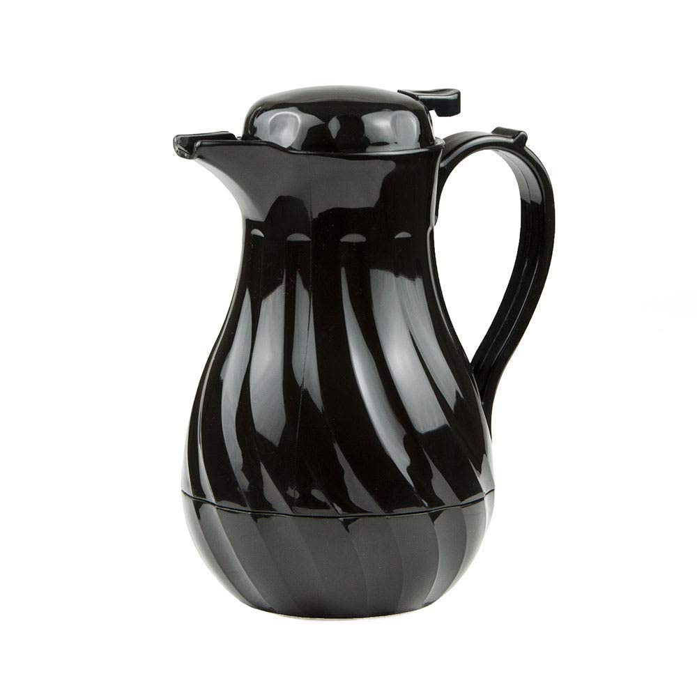 Swirl Triple Wall Insulated Carafe Size: 10
