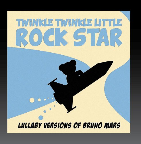 Price comparison product image Lullaby Versions of Bruno Mars