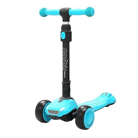 Scooter para NiñOs - Ruedas Intermitentes - Scooter Plegable ...