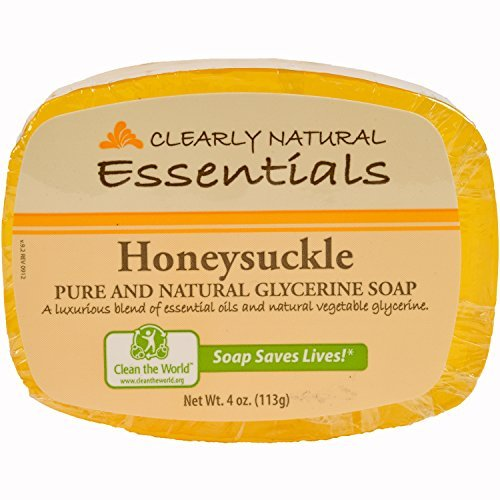 clearly-natural-essentials-glycerin-bar-soap-honeysuckle-12-pack-by-clearly-natural