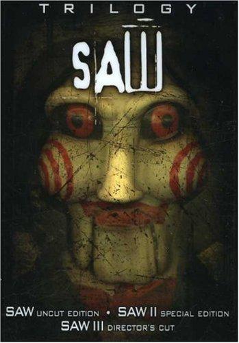 The Saw Trilogy (Saw/ Saw II/ Saw III)