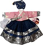 Hanboks Korean Traditional Costumes Girls Babies Dress 1st Birthday DOLBOK hg1004/1f