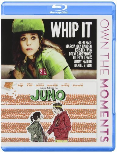 Whip It / Juno (Double Feature) [Blu-ray] by 20th Century Fox by Jason Reitman Drew Barrymore
