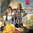 Rodrigo: Concierto de Aranjuez, Fantasia para un gentilhombre (Latin Romances) / Isbin