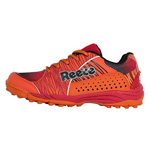 Reece Wave Hockey Zapatos – Naranja naranja