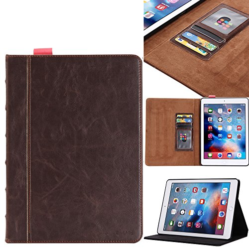 Moyooo Distressed Leather Protective Holder