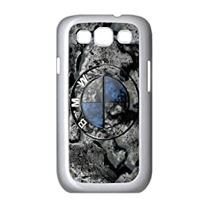 Exquisite stylish phone protection shell Samsung Galaxy S3 I9300 Cell phone case for BMW Logo pattern personality design