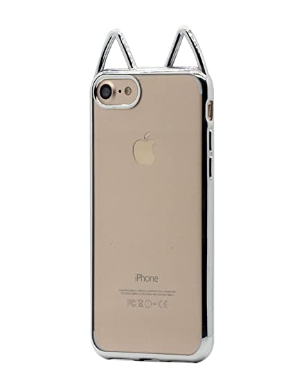 Keyihan iPhone 6 Plus / 6S Plus Funda Carcasa Lindo del oído ...