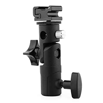 Buy Flash Shoe Holder Type B Compatible With Canon Speedlite 270EX 430EX And 580EX II Online At Low Price In India