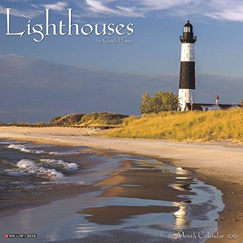 2016 Lighthouses Wall Calendar