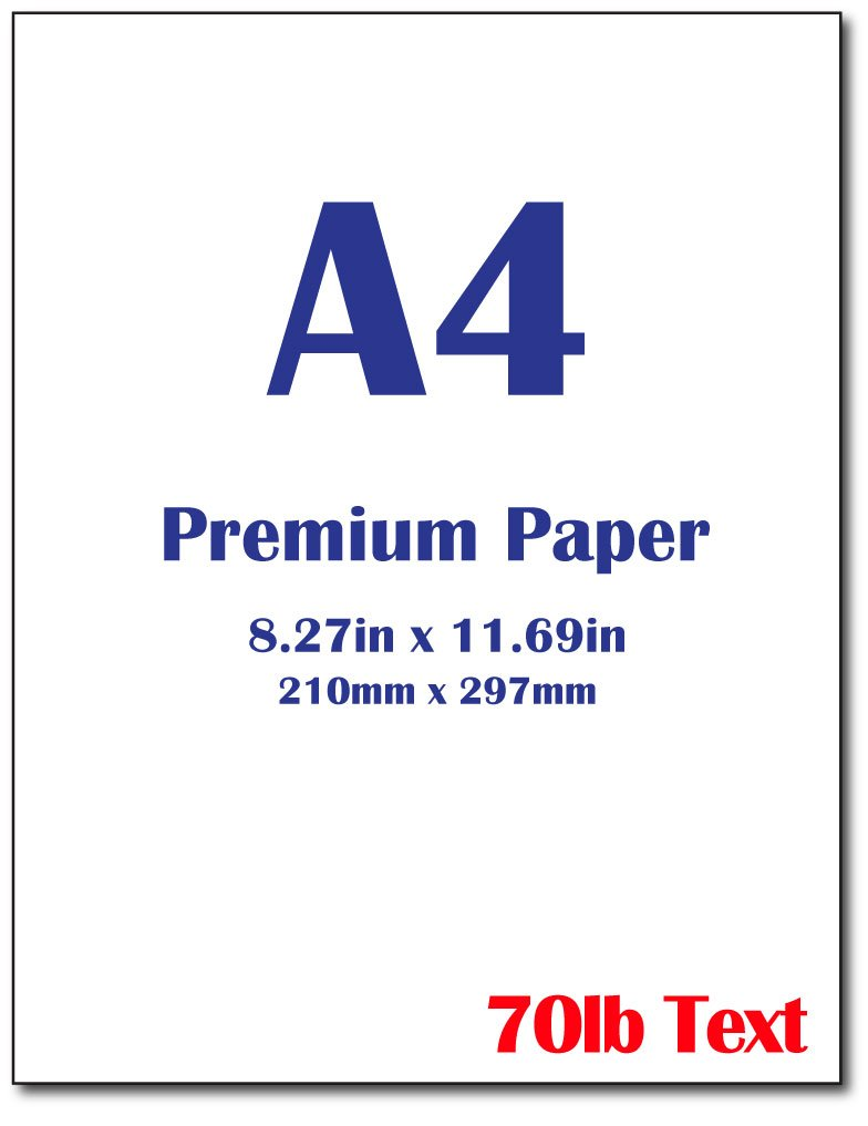 Laser Paper 80gsm 15 //40 Pages Sheets A4 Copy
