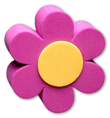 Tenna Tops Purple Daisy Car Antenna Topper / Antenna Ball / Mirror Dangler Tenna Tops® TT020