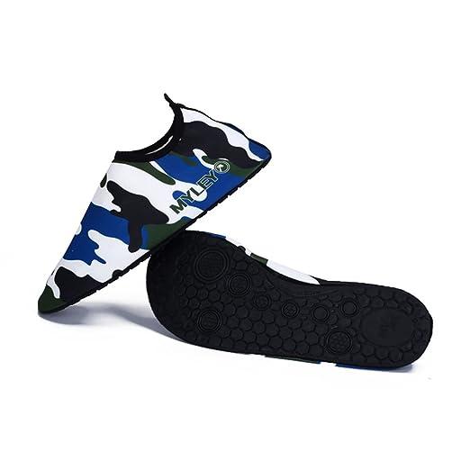 Descalzo Aqua Water Shoes Beach Swimming Quick Dry Slip On ...
