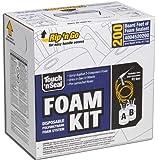 Two-Component Polyurethane Foam Kit 200 Board Feet