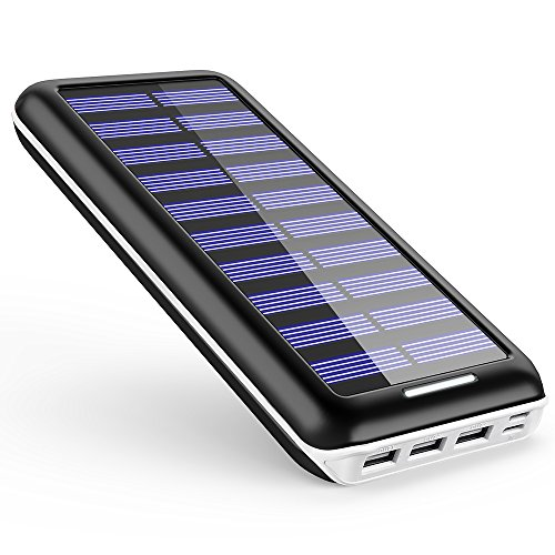 Portable Solar Battery Pack - 8