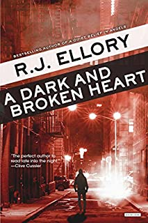 Book Cover: A Dark and Broken Heart: A Thriller