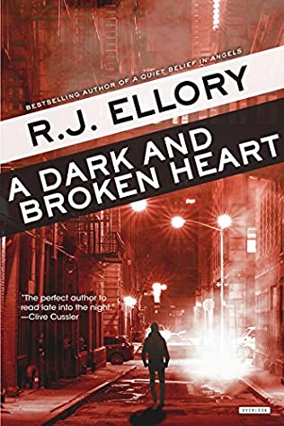 book cover of A Dark and Broken Heart