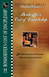 Bonhoeffer's the Cost of Discipleship (English Edition)
