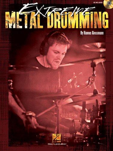 Extreme Metal Drumming - Book/CD