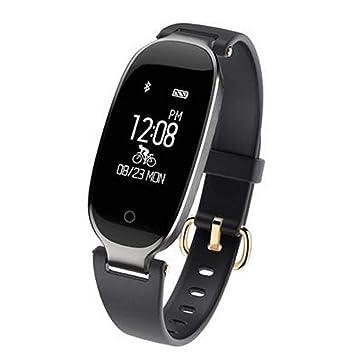 ... Ritmo Cardíaco Pulsera Inteligente Mp3 Reloj Gimnasio Rastreador Inteligente Banda PK Honor Band 4 PK Miband 3: Amazon.es: Deportes y aire libre