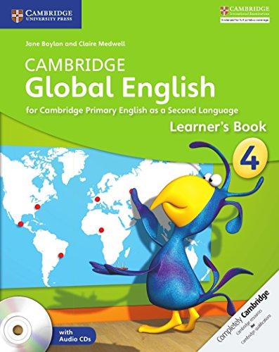 Cambridge English Key - Cambridge Global English Stage 4 Learner's Book with Audio CD (2)