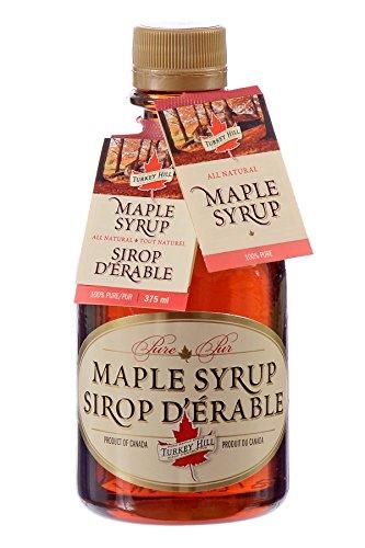 Maple Syrup Fudge - Turkey Hill Grade A Pure Maple Syrup Dark Robust Taste 375 Ml
