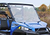 Polaris Ranger Fullsize 570/900 Front Full Windshield By SuperATV WS-P-RAN900