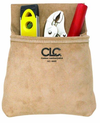 CLC Custom Leathercraft 444X Single Suede Bag