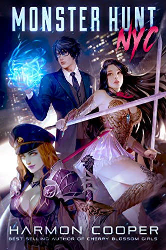 Monster Hunt NYC: A Fantasy Harem Adventure cover