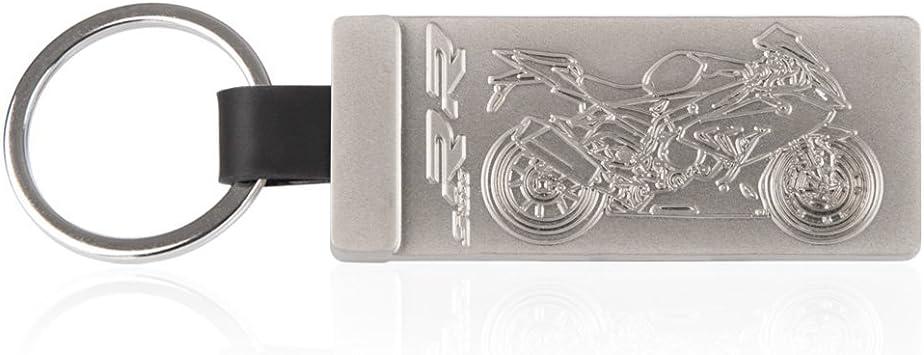 Racefoxx Schlüsselanhänger Anhänger Schlüssel Autoschlüssel Motorrad Design Für Bmw S1000rr Fahrer Auto