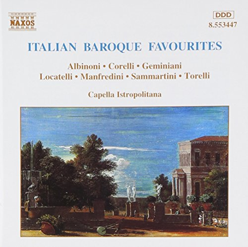 (Italian Baroque Favourites)