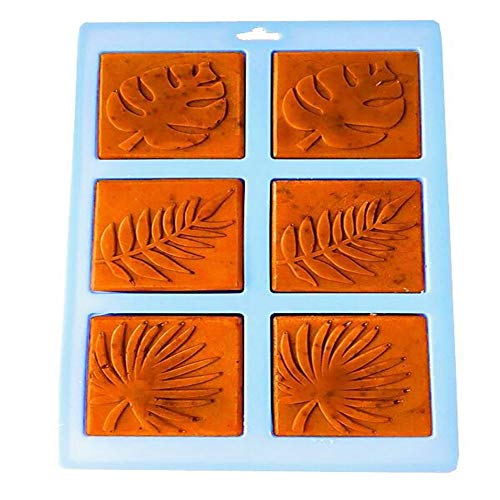 - Silicone Mold, Palm olive leaves Craft Art Silicone Soap Mold Craft Molds DIY Handmade Soap Molds - Soap Making Supplies by YSCEN