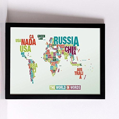 The World Map Cross Stitch Kits Ct Egypt Cotton Thread - Map of egypt and uk