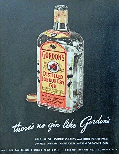 e Print Ad. never taste thin. Original Magazine Art ()