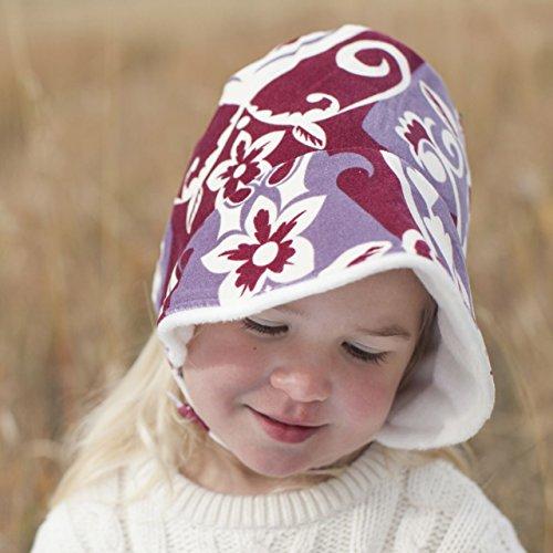 UB2 Urban Baby Bonnets Unisex Baby Bonnet velvet decadence-xl (21