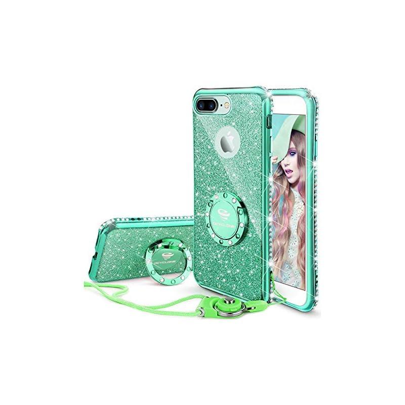 OCYCLONE iPhone 8 Plus Case, iPhone 7 Pl
