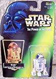 Star wars The Power of the Force Action Figure - R2-D2 - Green Card with Holographic Picture Package