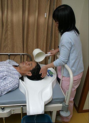 介護洗髪器、ハンビビ洗髪器、空気を入れる必要なく人気の洗髪器 B01734140A