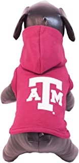 product image for NCAA Texas A&M Aggies Cotton Lycra Hooded Dog Shirt