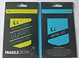Gadget Guard Apple iPhone 6/6s/7 Plus (5.5) (Black Ice Plus ) Insured Tempered Glass Screen Protector