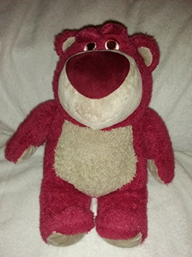 Disney Pixar Toy Story 3 Exclusive 15 Inch Deluxe Plush Figure Lotso Lots O Huggin Bear