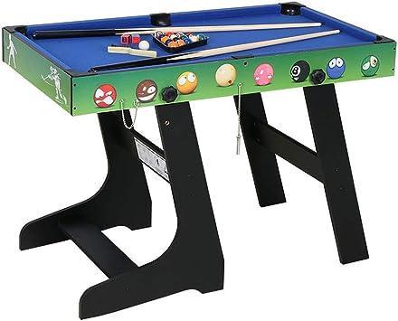 homelikesport 4 en 1 Mesa de Juegos multifunción Plegable Mesa de ...