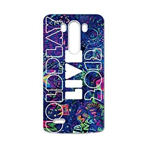coldplay live Phone Case for LG G3