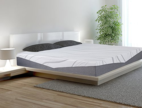 SLEEPLACE 10 inch Ultra Comfort-03 Multi Layer Memory Foam M